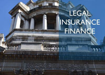 Law – Insurance – Finance