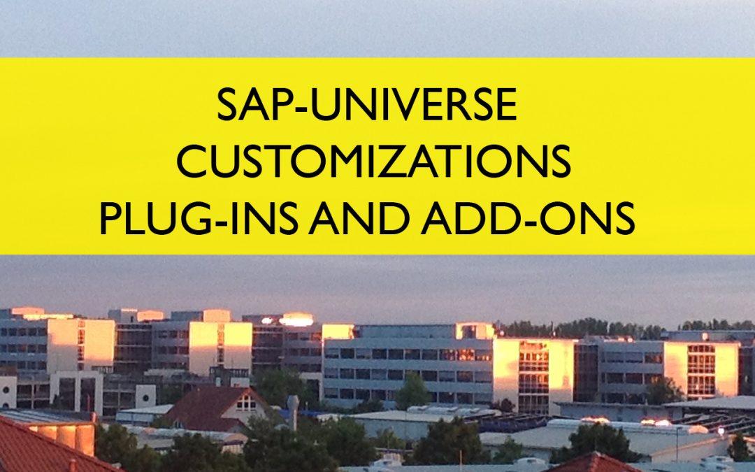 Traduzione SAP di customizzazioni, plug-in, add-on, consulenza sull'ambiente di traduzione in SAP e servizi di post-editing in SAP Translation Hub
